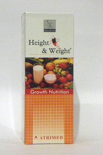 HEIGHT & WEIGHT SYP-0