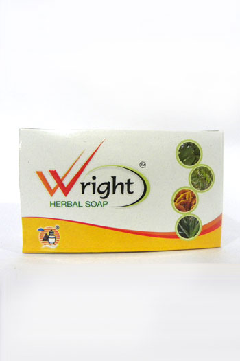 WRIGHT HERBAL SOAP-0