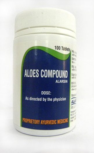 ALOES COMPOUND-0