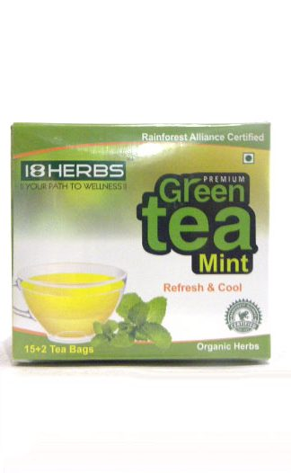 GREEN TEA MINT-0