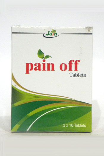 PAIN OFF TABLETS 500MG-0