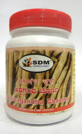 ASHWAGANDHA CHOORNA-0